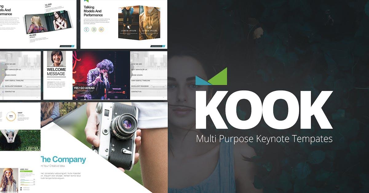 Download KooK Keynote Templates by Jhon_D_Atom
