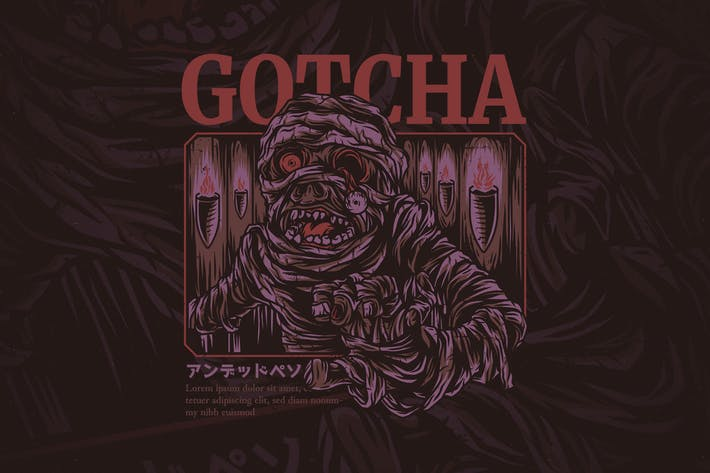 Cover Image For Gotcha