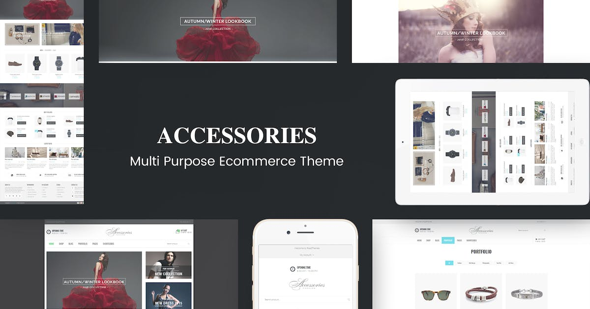 Download WooAccessories - Responsive WordPress Theme by roadthemes
