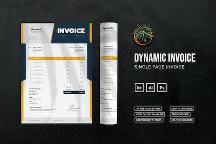 Dynamic - Rechnung