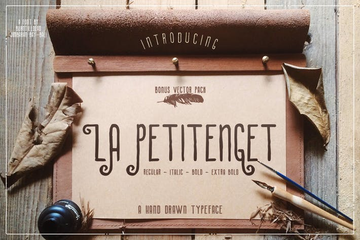 Thumbnail for La Petitenget