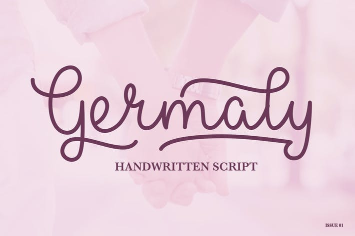 Thumbnail for Germaly Script