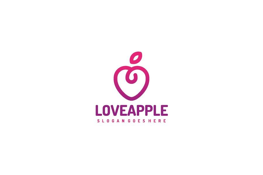 Health Apple Logo