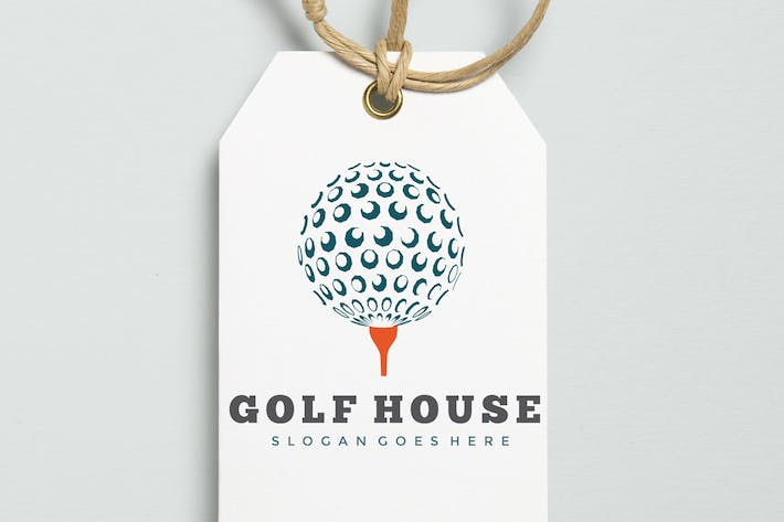 Thumbnail for Golf House Logo
