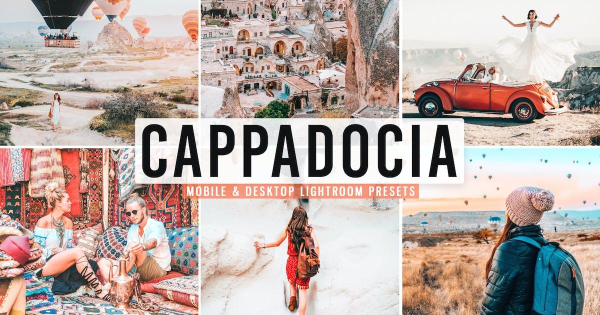 Download Cappadocia Mobile & Desktop Lightroom Presets by creativetacos