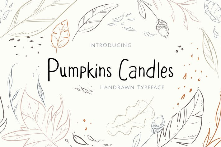 Thumbnail for Pumpkins Candles