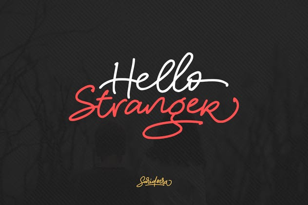Hello Stranger - product preview 5