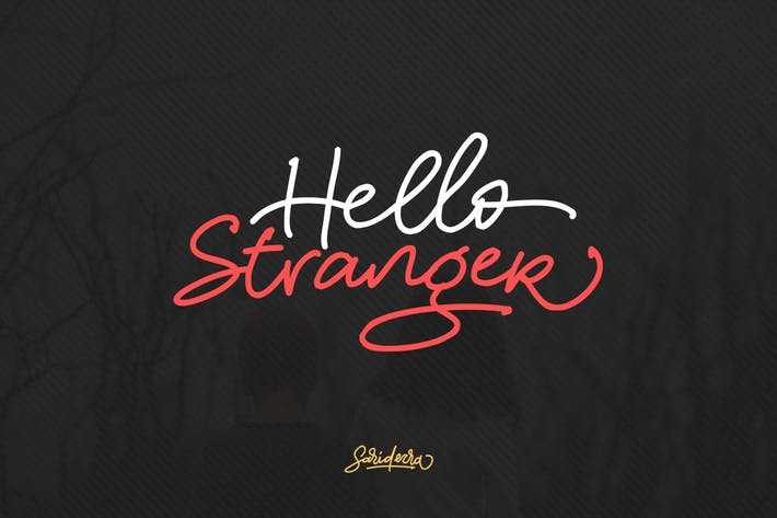 Thumbnail for Hello Stranger