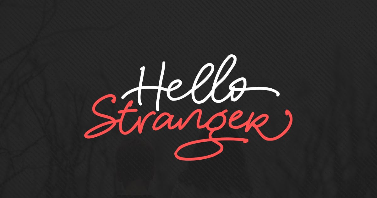 Download Hello Stranger by saridezra