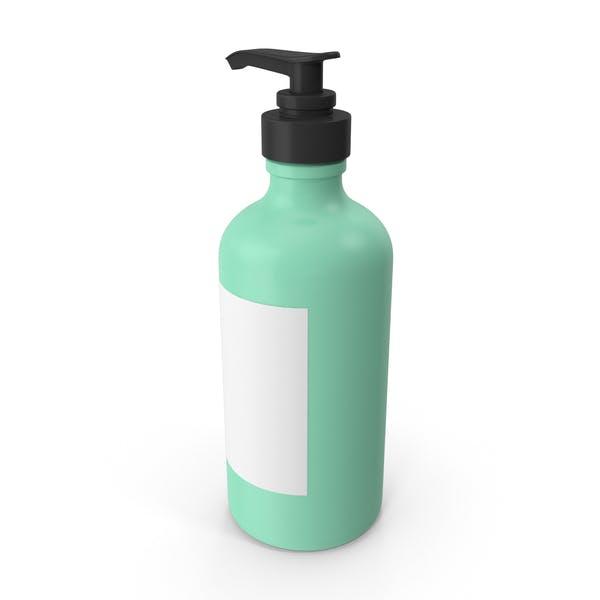 Бутылка насоса