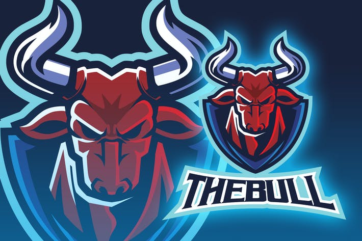 Thumbnail for The Bull Esport Logo