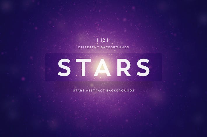 Thumbnail for Stars Abstract Backgrounds