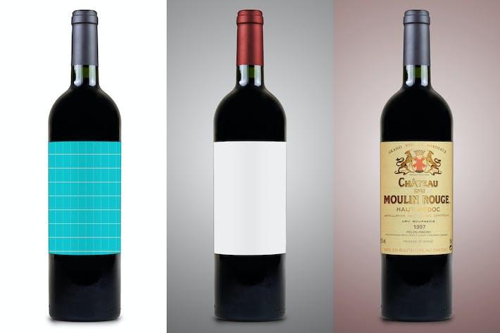 Thumbnail for Bottle_RED_Wine_Mockup