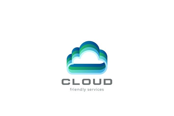 Thumbnail for Cloud Computing Data Storage Logo