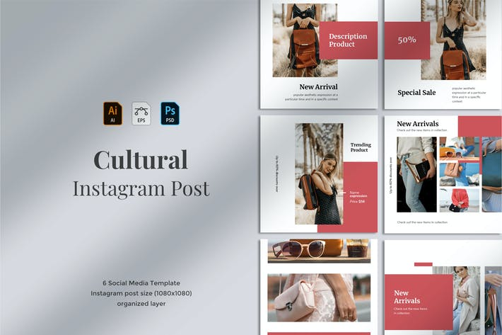Thumbnail for Cultural - Social Media Post 03