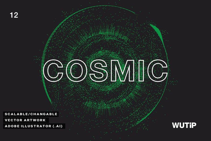 Vector Cosmic 12