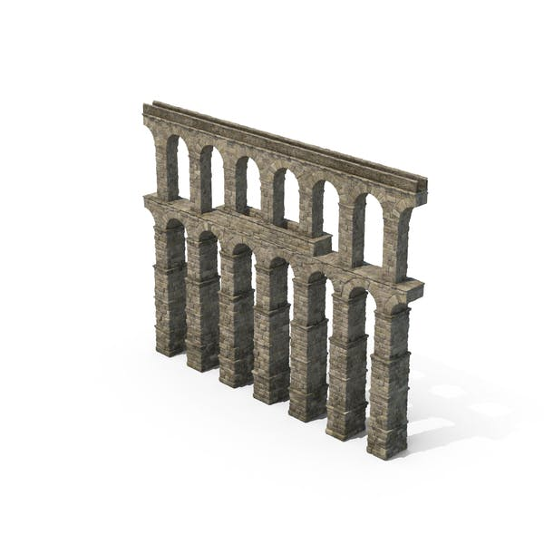 Thumbnail for Greco-Roman Aqueduct Section