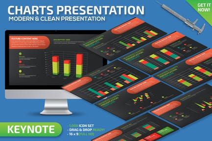 Chart Keynote Presentation