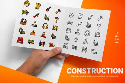 Construction - Icons