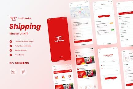 Shipping Mobile App