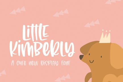 Little Kimberly Font