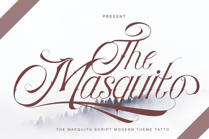 Cover Image For Le Masquito