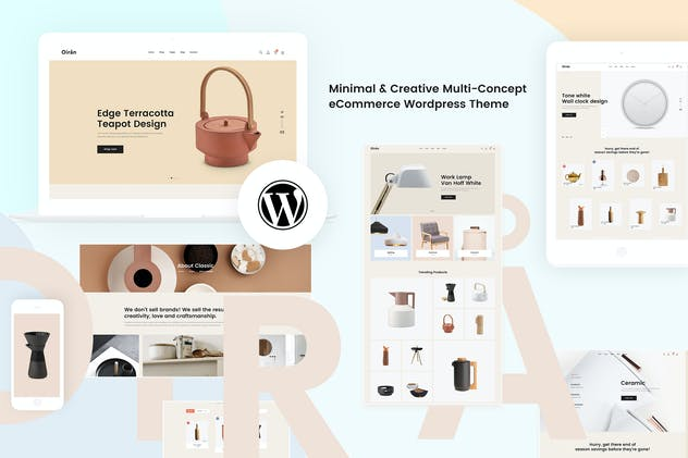 Oiran – Furniture WooCommerce WordPress Theme