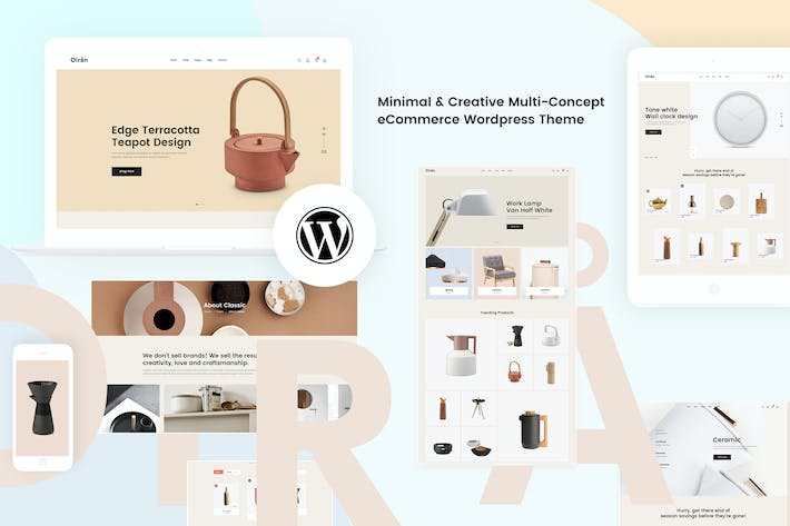 Thumbnail for Oiran – Furniture WooCommerce WordPress Theme