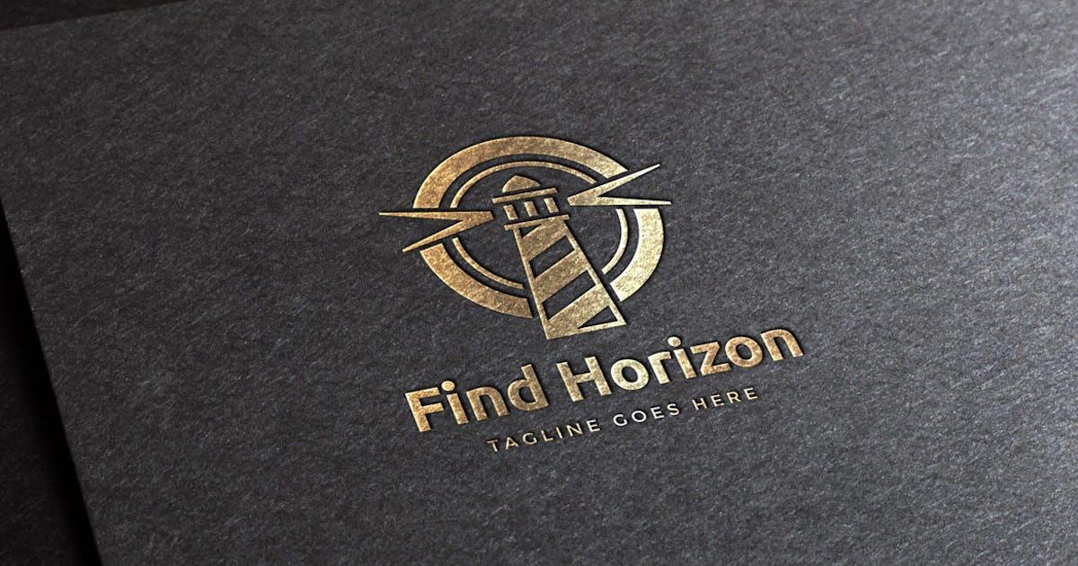 Find Horizon Logo Template by empativo