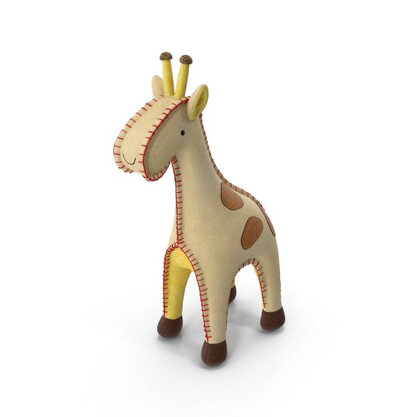 Thumbnail for Stuffed Giraffe