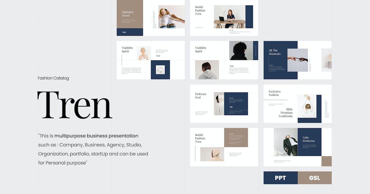Download Tren - Fashion Catalog by celciusdesigns