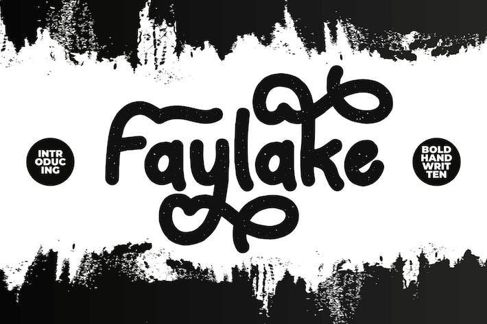 Файлейлейк - Жирный монолин рукописный