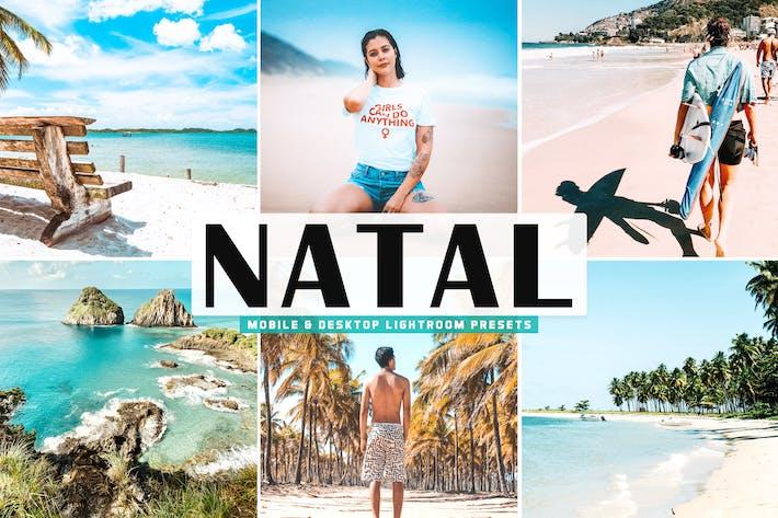 Thumbnail for Natal Mobile & Desktop Lightroom Presets