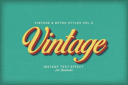 Vintage and Retro Styles Vol.6