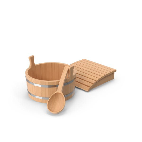 Thumbnail for Sauna Accessories