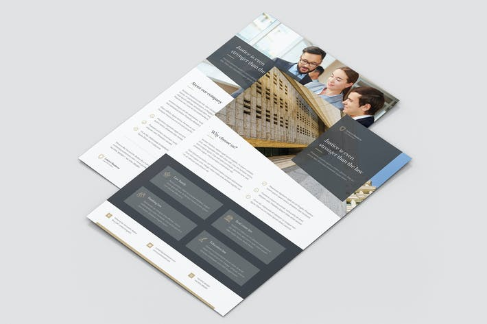 Thumbnail for Flyer – Lawyer