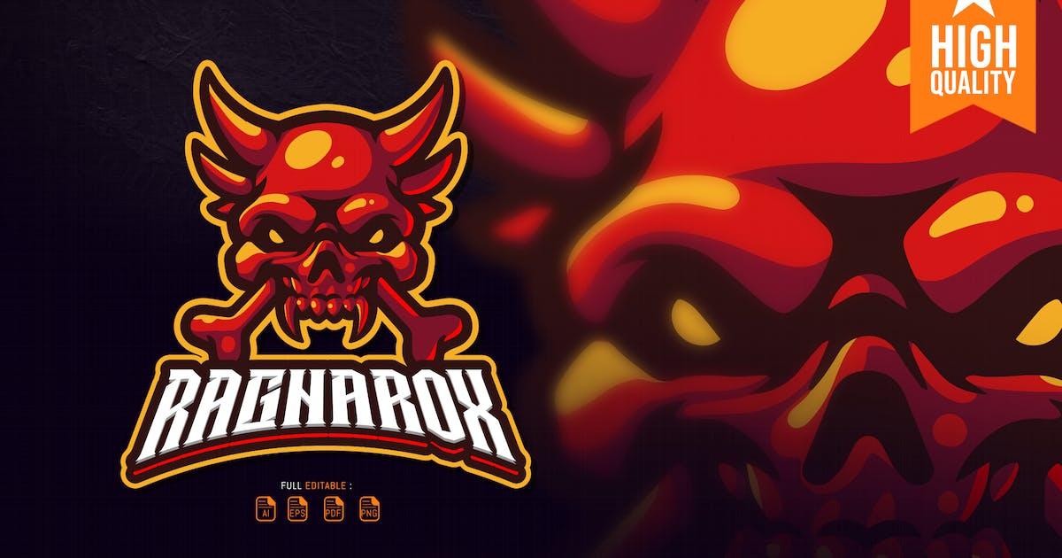 Download Ragnarox Esport Logo by overlaytemplate