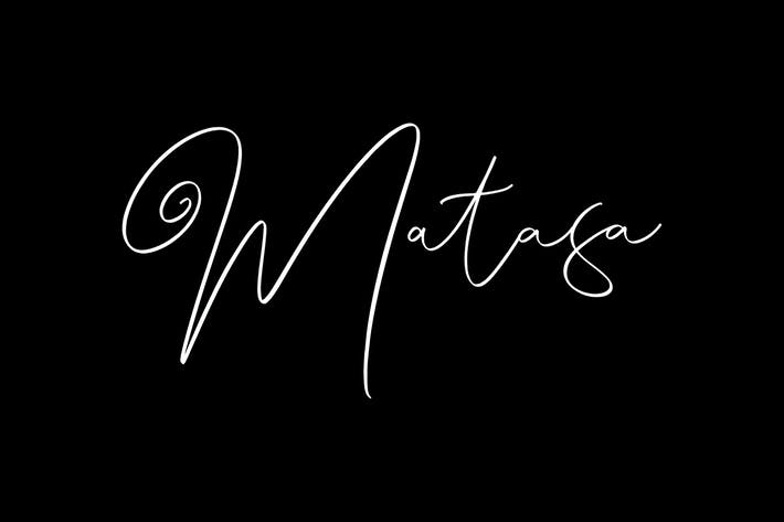 Thumbnail for Matasa - The Fancy Script