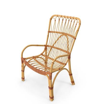 Rattan Lounger Chair