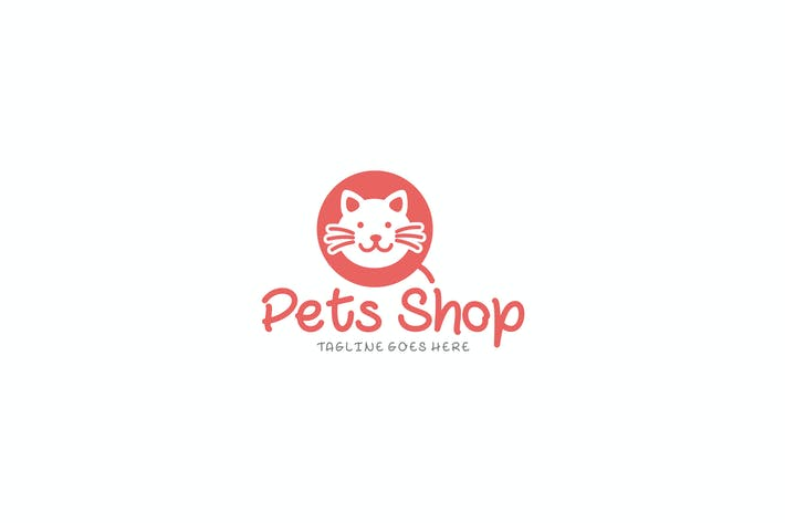 Thumbnail for Pet Shop Logo