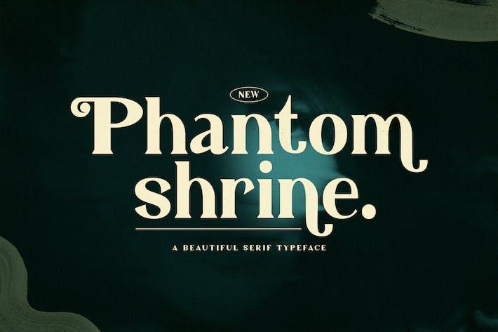 Thumbnail for Santuario Fantasma - Hermosa Fuente Con serifa