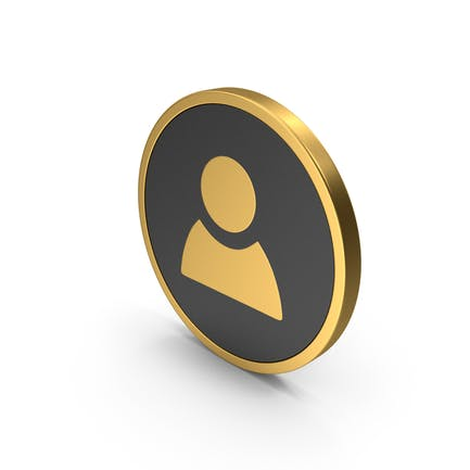 Gold Icon Gente/Nombre