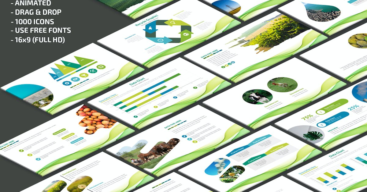 Download Eco Powerpoint Presentation by mamanamsai