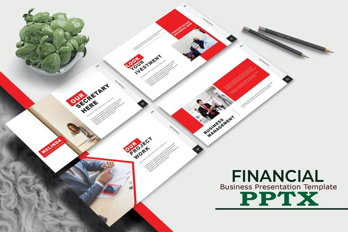FINANCIAL - Business Powerpoint