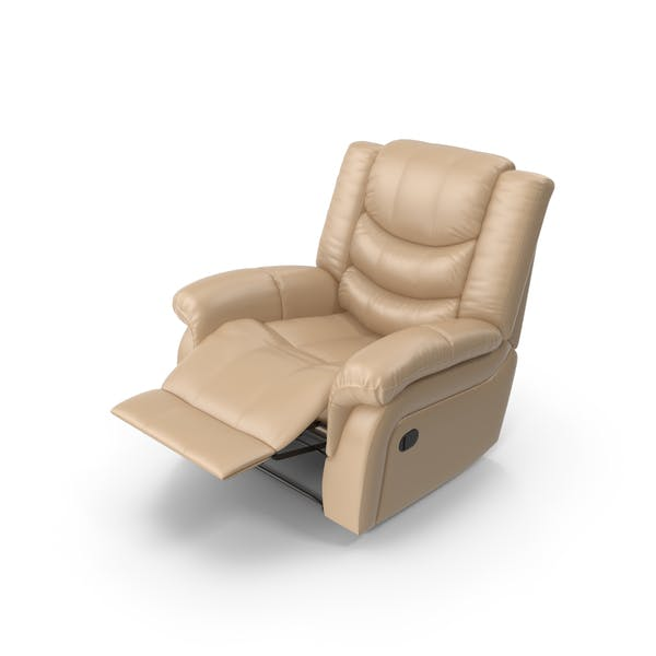 Silla reclinable Beige