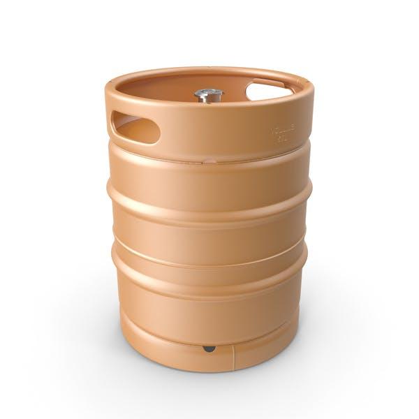 Color Beer Keg