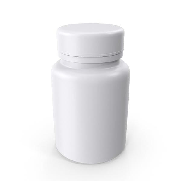 Cover Image for Pill Bottle