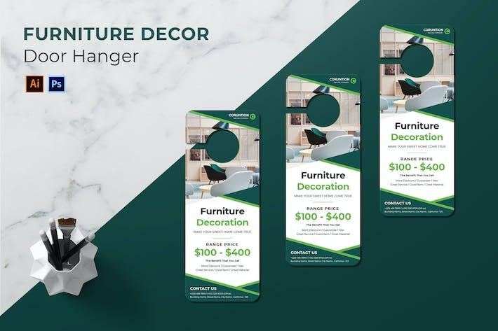 Furniture Decoration Door Hanger