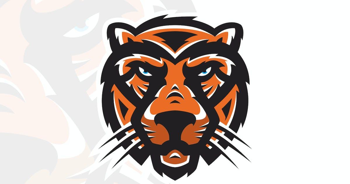 Download Tiger Logo Mascot by snkart