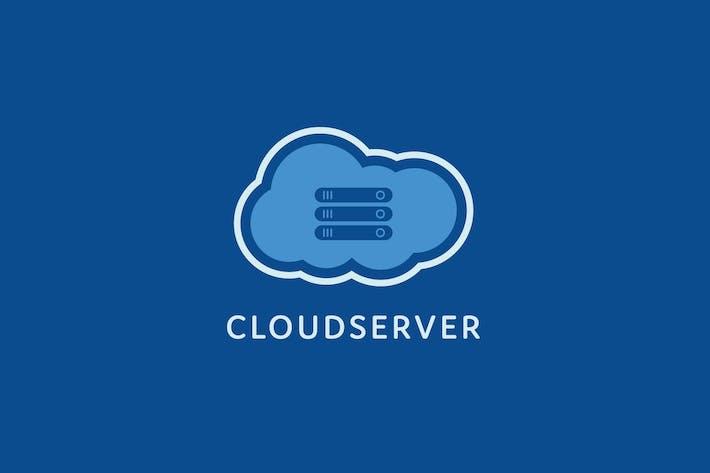 Cloud-ServerLogovorlage